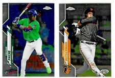 2020 Topps Pro Debut Baseball CHROMES PDC1-PDC200 Complete Your Set - You Pick!