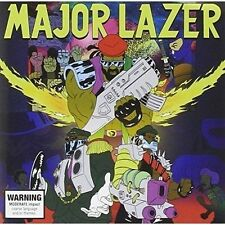 Free the Universe [Australasian Tour Edition] by Major Lazer (CD, Jan-2014)