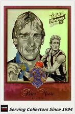 2014 Select AFL Honours Brownlow Sketch Card BSK30 Peter Moore (Collingwood)