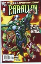 Tales of the Sinestro Corps Parallax 2007 one-shot near mint comic book