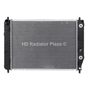 Radiator For 04-09 Cadillac XLR Base Platinum V V8 4.4L 4.6L GM3010429 New