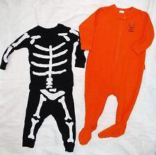 280f09cfe039 Gap Fleece One-Piece Sleepwear (Newborn - 5T) for Boys