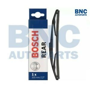 Bosch Superplus Std Rear Wiper Blade for Land Rover Discovery Sport 2014-2019