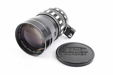 Steinheil Munchen Auto S Tele Quinar 135mm f/2.8 Lens & Cap for Exakta RARE RA27