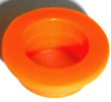 401203 1/8 Scale RC Nitro Engine .21 - .28 + Rear Exhaust Manifold Gasket Orange