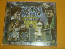 Doctor Who THE DOMINATORS  BBC Audio CD Original BBC TV Soundtrack TROUGHTON