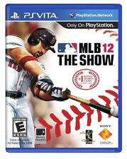 MLB 12 The Show (PS Vita)