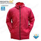 Regatta Ladies Mens Waterproof Lightweight jacket Pack it in car, bag, festivals