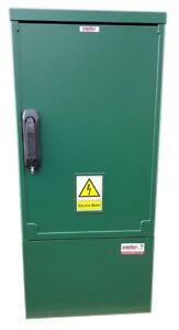 GRP Electric Enclosure, Kiosk, Cabinet, Meter Box, Housing (W400, H910, D320)mm