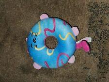 Pikmi Pops Moose plush Dough cat donut plush blue pink toy