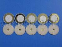 10pcs Piezoelectric Copper Buzzer Film Gasket with Aluminum Cover 20mm DM005
