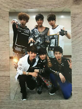 OFFICIAL EXO MAMA OT6K Ver A Group Korean Press Photocard Photo Card