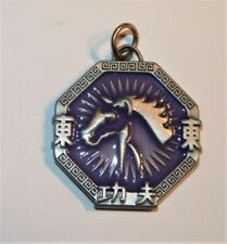 2003 Talisman, Jackie Chan Adventures Chinese Amulet - HORSE CHEVAL  serie 3
