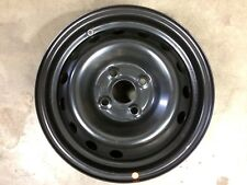 [1] Hyundai Accent 2012-2017 Genuine Factory OEM 4x100 14x5.5 Steel Wheel Rim