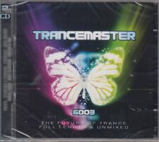 Trancemaster 6003 - The Future of Trance  (2 CDs, NEU!Original verschweißt,NEW)