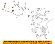 GM OEM Windshield Wiper Washer-Nozzle Spray Jet 25823360