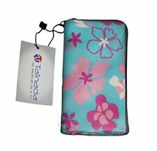 Phone Wristlet Pouch Dual Slots Zipper Purse Bag for iPhone 8 Plus, X by Tainada