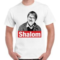 Shalom Jackie Jim Friday Night Dinner Funny Parody TV Show Retro T Shirt 495