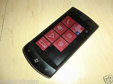 LG Optimus 7 E900 Schwarz, 16GB, ohne Simlock, unbekannter Fehler DEFEKT?