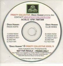 (806K) Disco Heaven, Frooty Collective - DJ CD