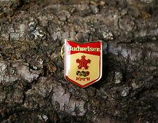 Budweiser Calgary '88 1988 Winter Olympics Metal & Enamel Lapel Pin Pinback