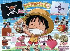 Bandai One Piece Gashapon Goods Collection Part 3 x7pcs