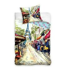 Funda nordica Paris 160x200 cama 90. Duvet cover.  100% algodon