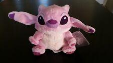 """Angel 6"""" Plush -NWT, NEW- Disney Lilo & Stitch Stuffed Disney Parks Merchandise"""