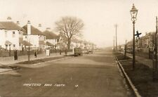 BANSTEAD ROAD SOUTH Sutton Surrey 1935 Original Real Photo Postcard (84T)