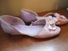 Disney Store Rapunzel Tangled Girls Costume Shoes 2/3