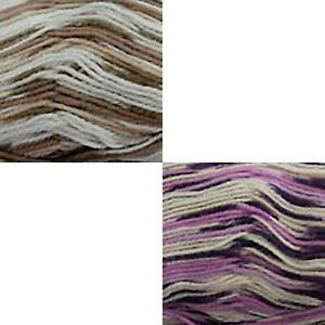 CLEARANCE King Cole Comfort Prints DK Double Knit Yarn 100g Balls Choose Colour