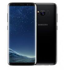 Samsung Galaxy S8+ SM-G955W 64GB - Midnight Black - Unlocked - Brand New!