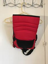 Cotton Infant Baby Adjustable Wrap Sling Front Back Carrier 4 position Max 18kg