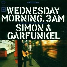Simon and Garfunkel - Wednesday Morning 3 A.m. CD Sony Music