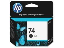 HP 74 Original Ink Cartridge - Black