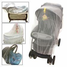 Croc n frog Mosquito Net for Baby Stroller, Crib, Pack and Play, Bassinet,