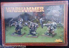 2003 caos Ogro Comando Citadel Warhammer ejército reinos abanderado Músico