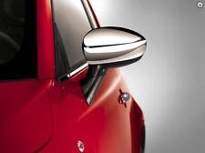 50901689 - Calotte Cromate Specchietti Esterni Fiat 500 e Punto ORIGINALI