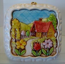 VINTAGE SPRING Himark Designed Giftware Mold 3D Kitchen Wall Hanging Decor-c16