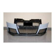 Audi TT Front Bumper RS Spoiler Look with Carbon Fiber 06-13 Body Kit