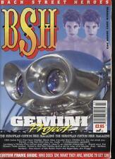 BSH THE EUROPEAN CUSTOM BIKE MAGAZINE - March 2001