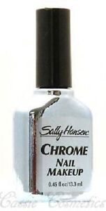 Metallic - Sally Hansen Chrome Nail Polish - Sapphire Chrome #21