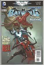Batwing : DC Comic book #11 : The New 52 Collection