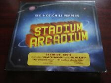 Red Hot Chili Peppers - Stadium Arcadium (2006) 2CD