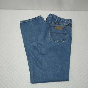 Wrangler George Strait Cowboy Cut Men's Jeans 38x34 13MGSHD