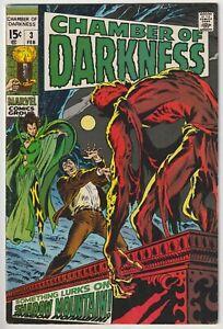 Chamber of Darkness  #3   (Marvel 1970)   VFN-