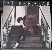 Pat Benatar - Precious Time - 1981 LP record + INSERT