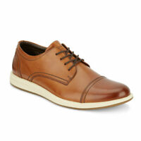 Dockers Mens Patton Genuine Leather Business Dress Casual Lace-up Oxford Shoe