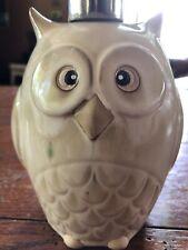Ceramic Owl Countertop Soap Dispenser