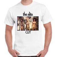 The Slits Cut Punk Rock Retro T Shirt 311